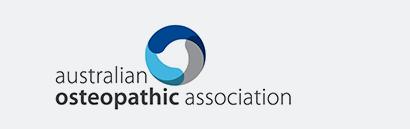 Osteopathy Australia logo